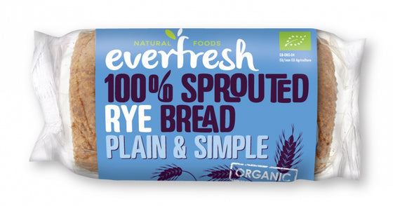 Everfresh Sprouted Rye Bread - 400g