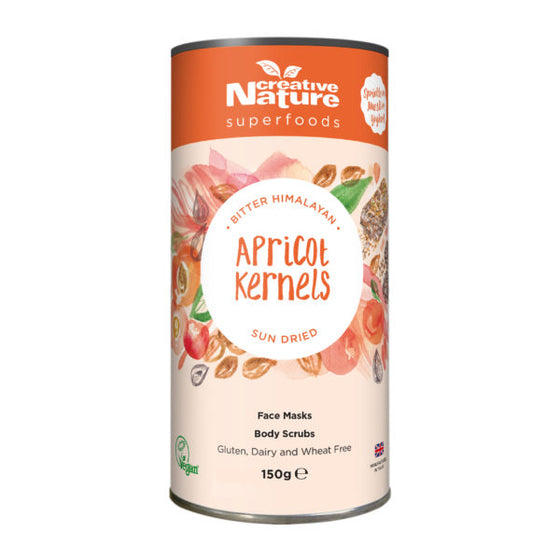 Creative Nature Superfoods Apricot Kernels - 150g