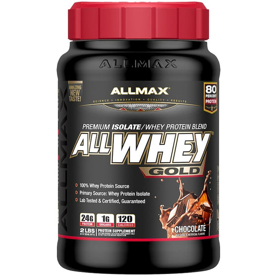 Allmax All Whey Gold 907g
