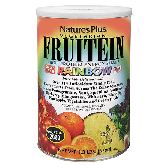 Natures Plus Frutein Shake - 576g (16 servings)