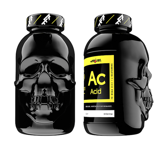TF7 Labs ACID BCAA intra Workout formula - 33 servings