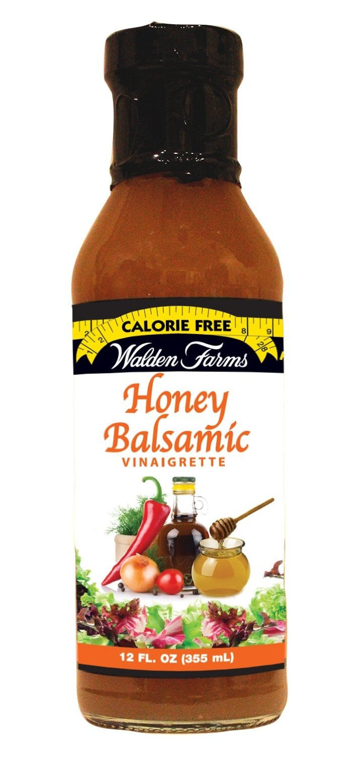 Walden Farms Honey Balsamic Vinaigrette -355ml