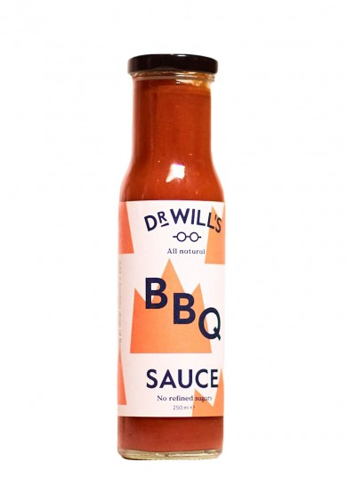 Dr WIll BBQ Sauce
