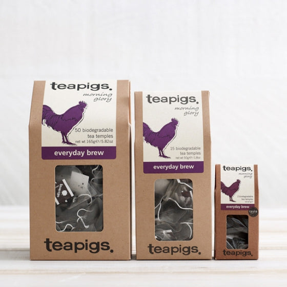 Teapigs Morning Glory- Everyday Brew
