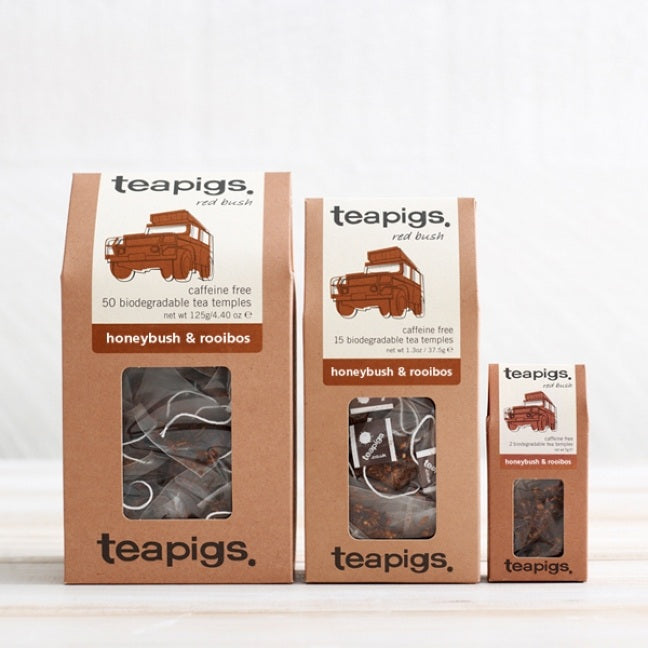 Teapigs Red Bush - Honeybush & Rooibos