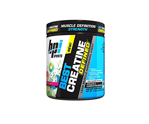 BPI Sports Best Creatine Defined - 300g (40 servings)