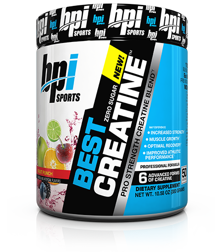 BPI Sports Best Creatine 300g 50 Servings