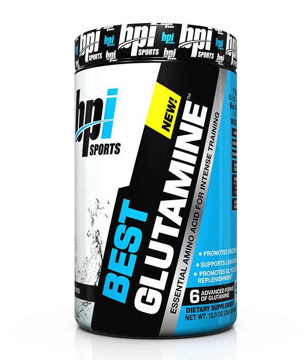 BPI Sports Best Glutamine - 400g (50 servings)
