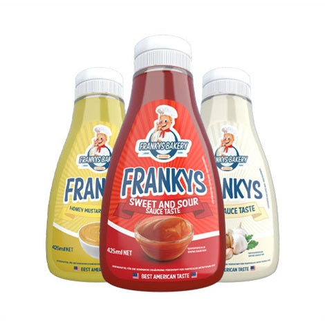 Frankys Bakery Low Calorie Sauces 425ml