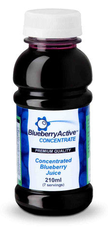 Blueberry Active Concentrated Blueberry Juice