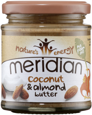 Meridian Coconut Almond Butter