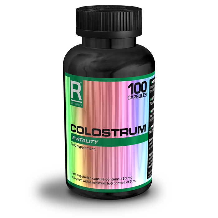 Reflex Freeze Dried Colostrum - 100 capsules