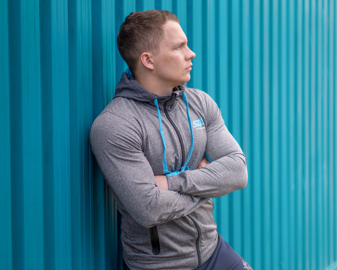 S4S Fitness Perform-Fit Full Zip Training Hoodie
