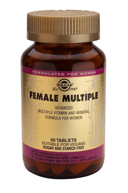 Solgar Female Multiple Tablets