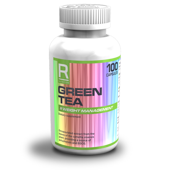 Green Tea Extract - 100 Capsules