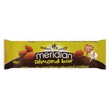 Meridian Almond Bar -40g
