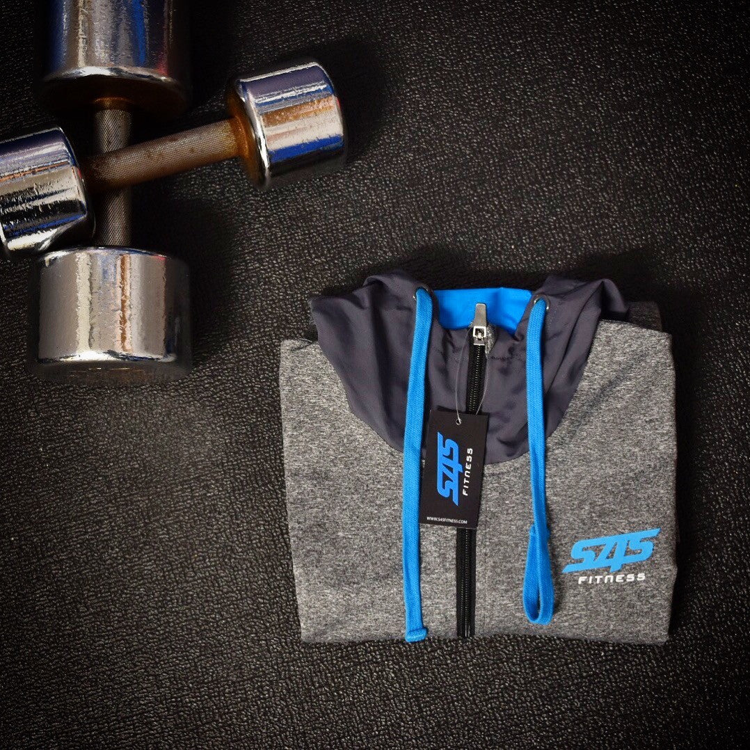 S4S Fitness gym hoodie