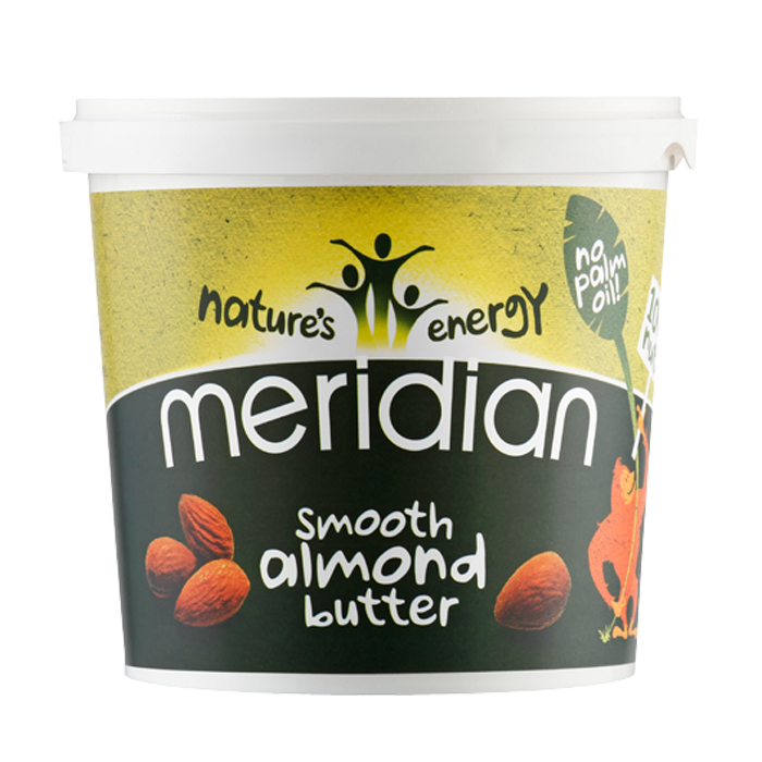 Meridian Natural Nut Butter 1kg (Almond & Cashew)