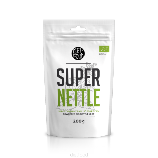 Diet Food Organic Nettle 200g