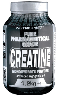 Nutrisport Creatine Monohydrate Powder