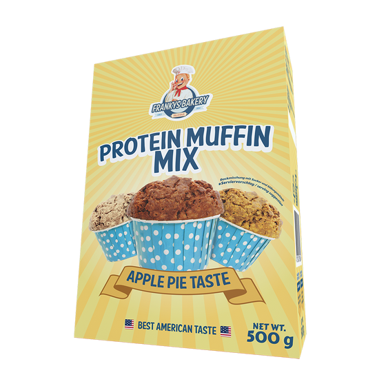 Frankys Bakery Protein Muffin Mix 500g