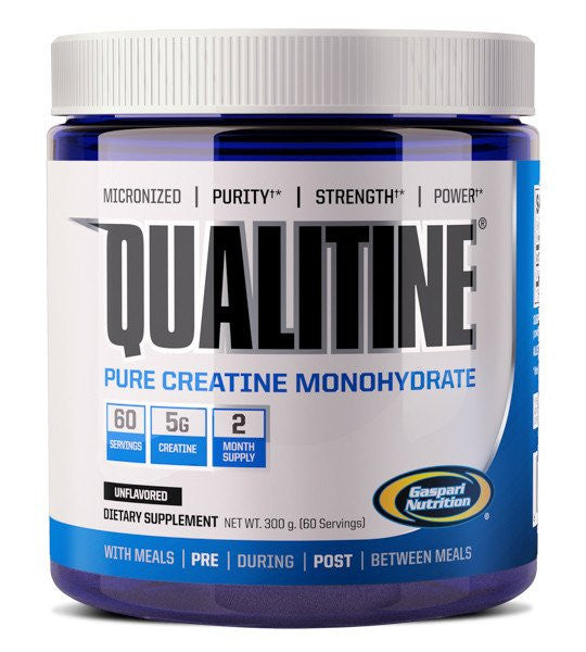 Gaspari Qualitine Unflavoured - 60 servings