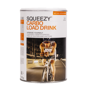 SQUEEZY CARBO LOAD DRINK- Lemon