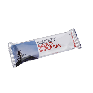 Squeezy Nutrition Energy Super Bar 50g - Box 20