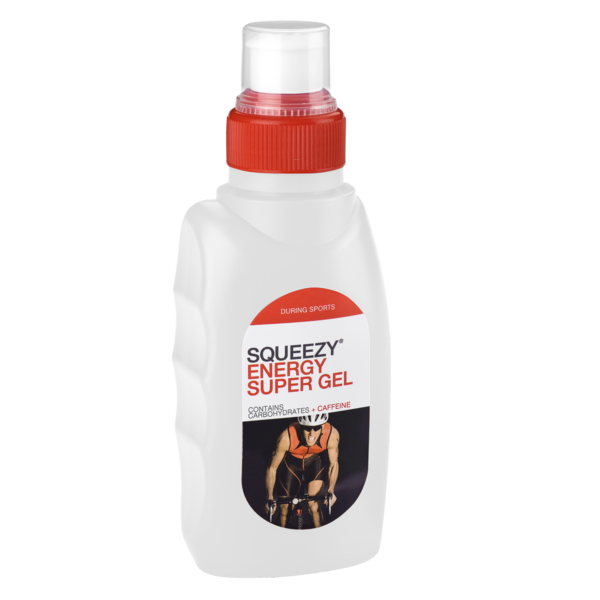 SQUEEZY ENERGY SUPER GEL IN BOTTLE - 125ml Cola
