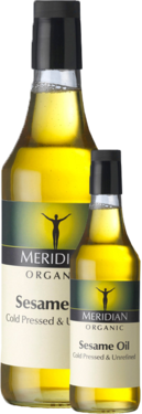 Meridian Organic Sesame Oil -500ml