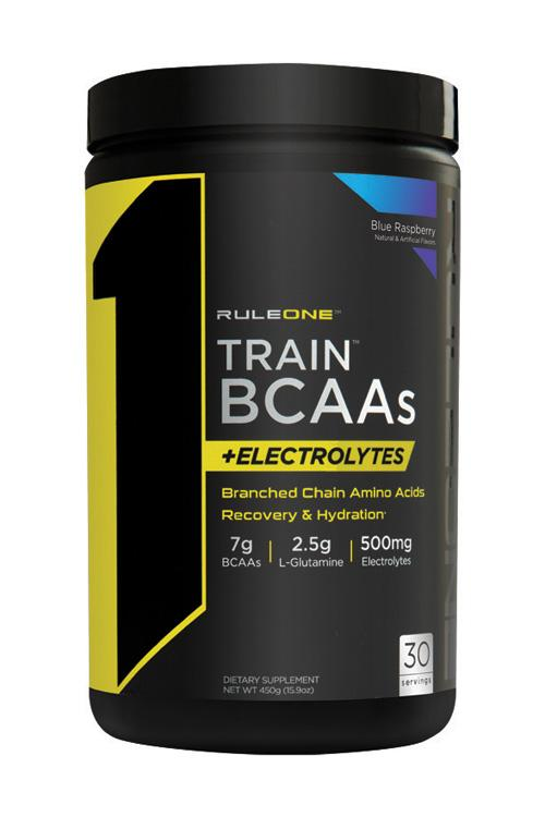 Rule 1 Train BCAAs + Electrolytes 450g