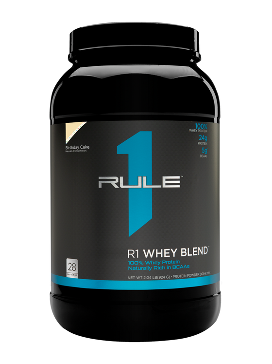 Rule 1 - R1 Whey Blend 28 servings
