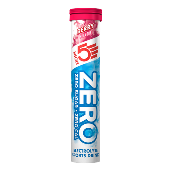 High 5 Zero Electrolyte Tabs Berry