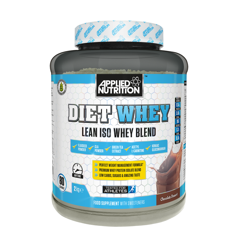 Applied Nutrition Lean Iso Diet Whey Blend - 2.27 kg