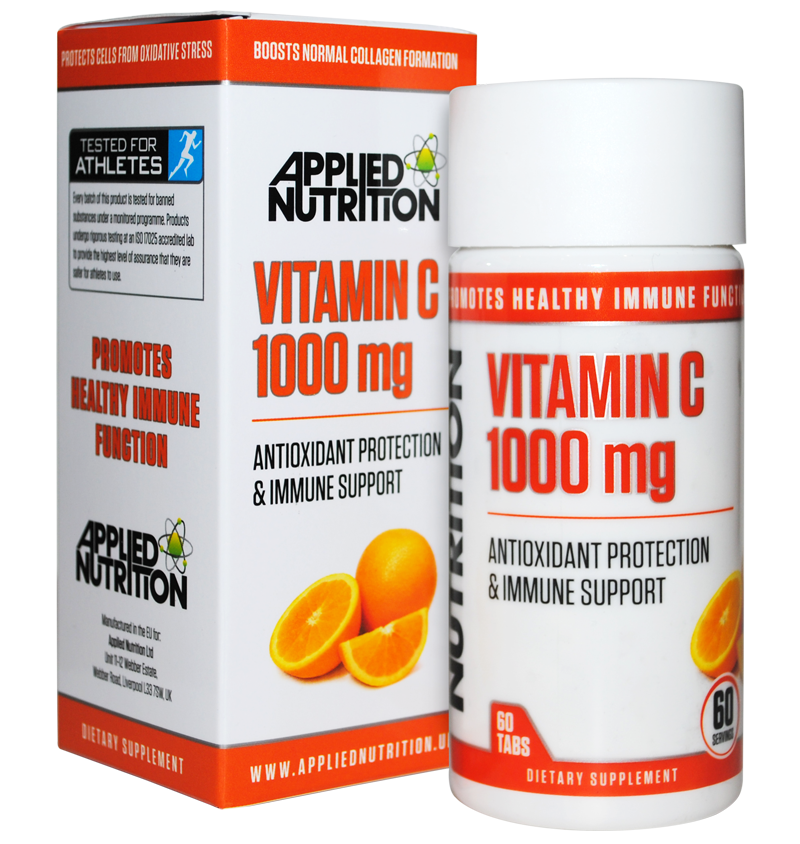 Applied Nutrition Vitamin C 1000mg - 60 Tablets