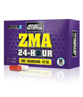 Applied Nutrition ZMA 24 Hour - 60 Capsules