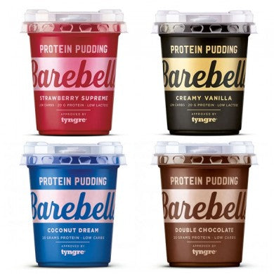 Barebells Protein Puddings 200g x 20