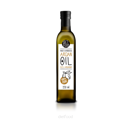Diet Food Moroccan Argan Oil 250ml