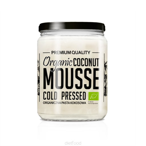Diet Food Bio Coconut Mousse 500ml