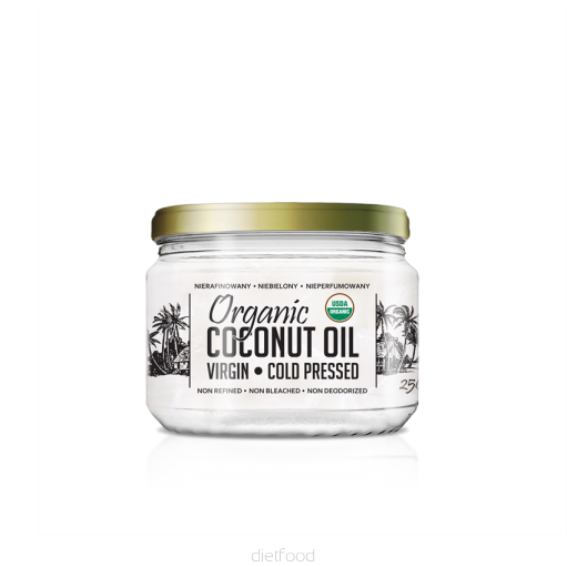 Diet Food Coconut Oil