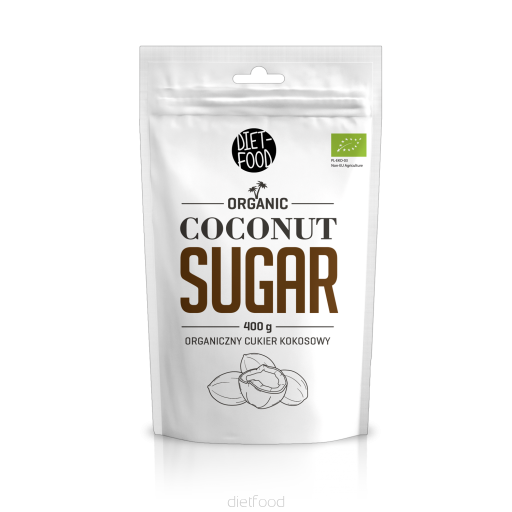 Diet Food Bio Super Coconut Sugar 400g