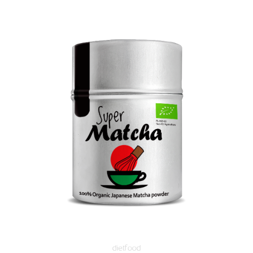 Diet Food Organic Matcha Powder 40g