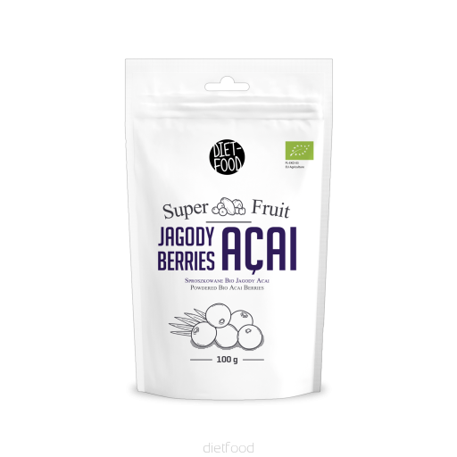 Diet Food Bio Super Jagody Acai Berry 100g