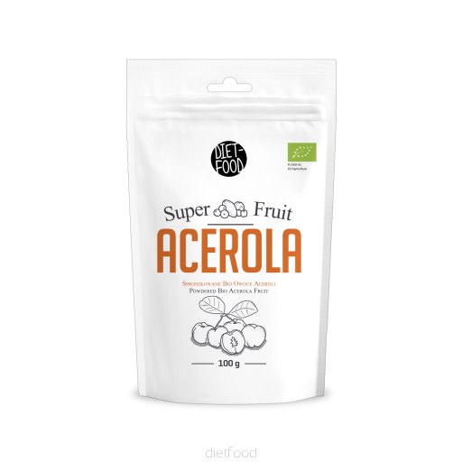 Diet Food Bio Super Acerola 100g