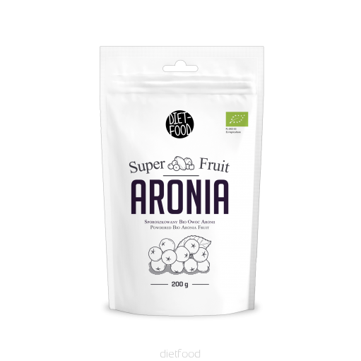 Diet Food Bio Super Aronia 200g