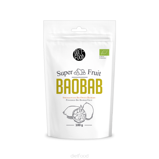 Diet Food Bio Super Baobab 100g