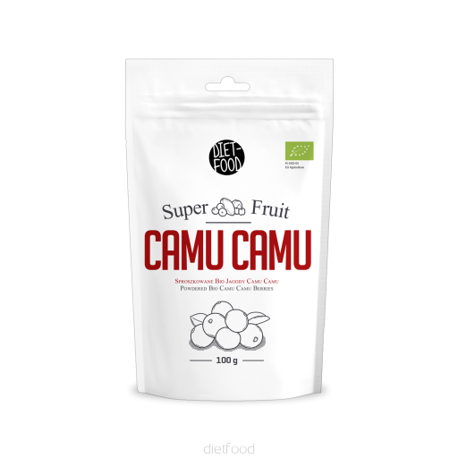 Diet Food Bio Super Camu Camu 100g