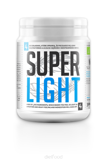 Diet Food Bio Super Light Mix - 300g