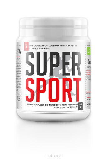 Diet Food Bio Super Sport 300g