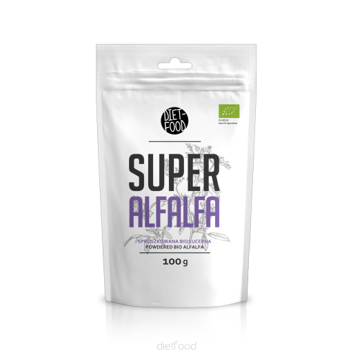 Diet Food Bio Super Alfalfa